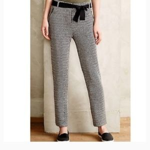 Anthro Saturday Sunday Venetia Knit Trouser XS